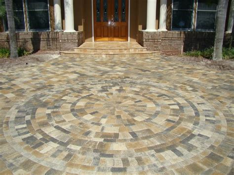 Paver Patterns For Patios The Best Pattern Of Patio Pavers Ideas Orchidlagoon