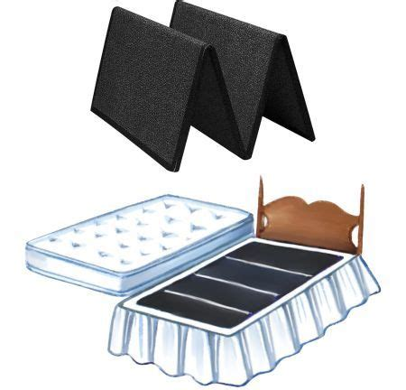 Air Mattress Support Frame by 17 Best Ideas About Folding Bed Frame On