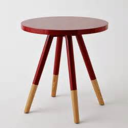 side accent table dipped side table modern side tables and end tables by west elm