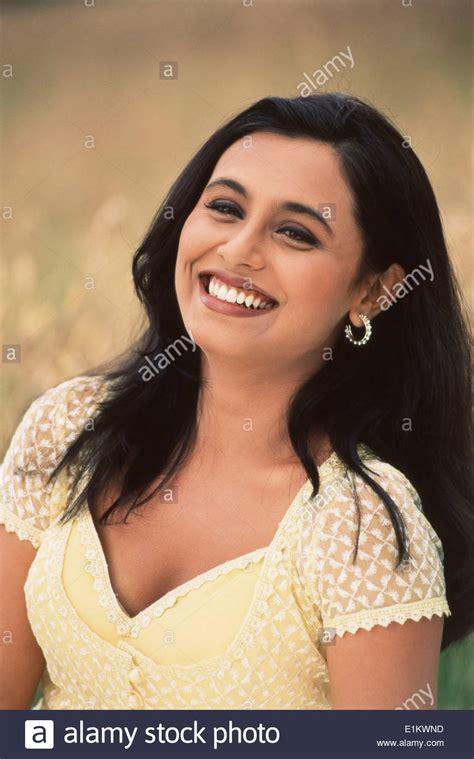 film terbaik rani mukherjee portrait of rani mukerji indian film actrees stock photo