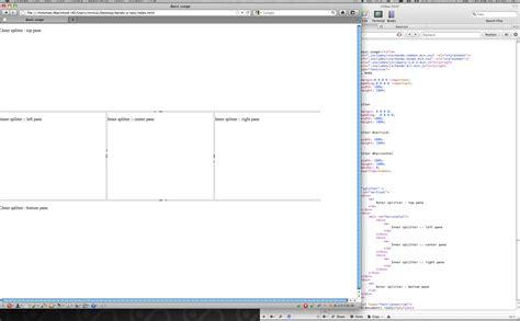 ui layout resizer open resize browser window resize splitter layout splitter