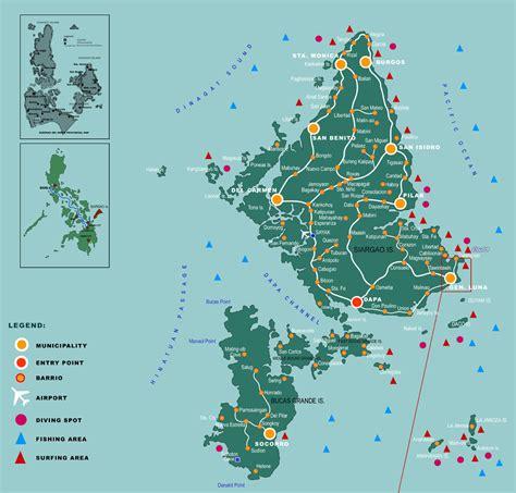 island resort map how to get here in la island siargao philippines la