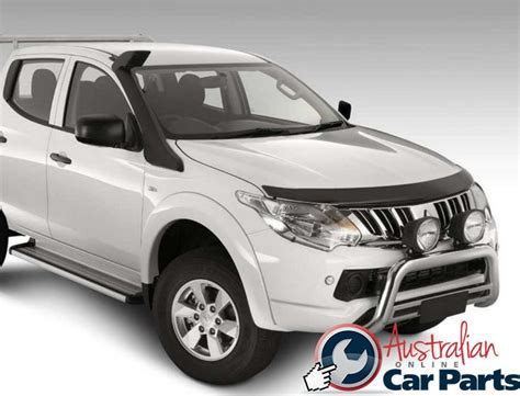triton mitsubishi accessories snorkel suitable for mitsubishi triton mq my16 05 2015