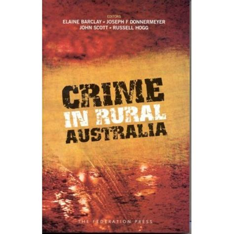 crime and a new translation books crime justice and indigenous details trove
