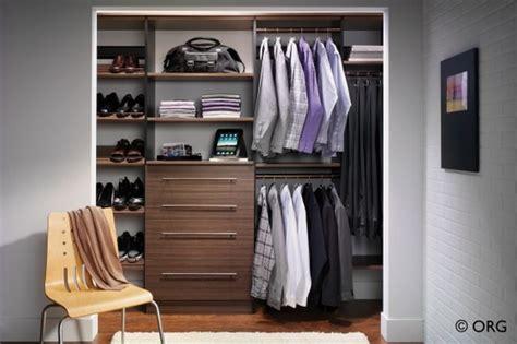 Custom Small Closet by Small Reach In Closet Custom Closets Organization