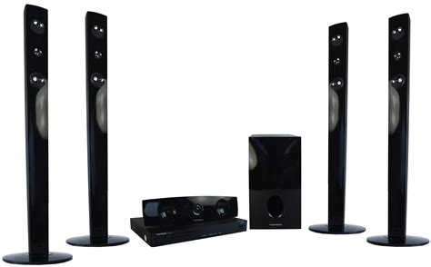 5 1 Soundsystem Kabellos 1077 by Thomson Ht400tb 5 1 Heimkinosystem 450 Watt Hdmi