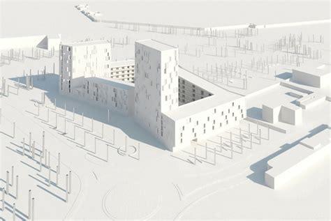 Italy Houses gallery of social housing in milan studiowok 1