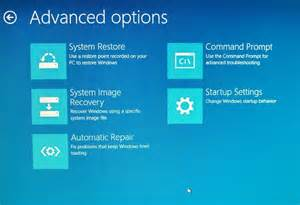 Advaned understanding and accessing windows 8 s advanced boot