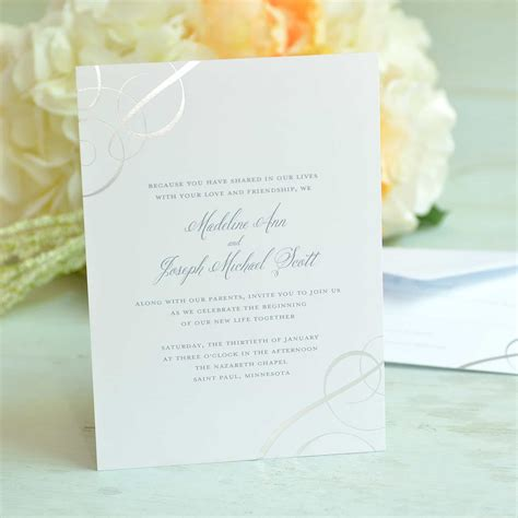 how to walmart wedding invitations templates alluring