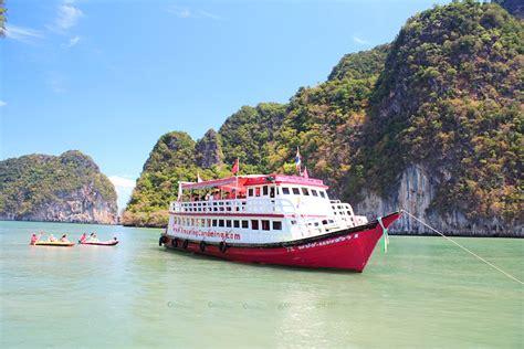 catamaran james bond james bond island big boat semplice phuket tours