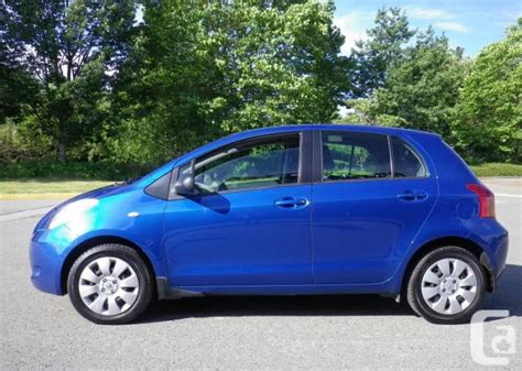 2008 Toyota Yaris Hatchback About 2008 Toyota Yaris Hatchback Pearly Whites Ying