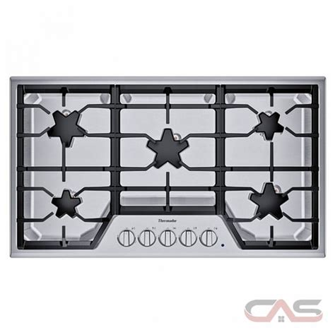 thermador gas cooktop reviews sgsx365ts thermador cooktop canada best price reviews