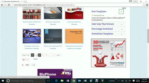 powerpoint tutorial online free how to download a free powerpoint template