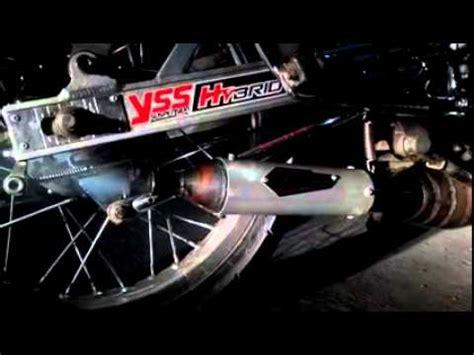 Kolong Tello Cacing Rx Kiing suara knalpot racing yamaha rx king type