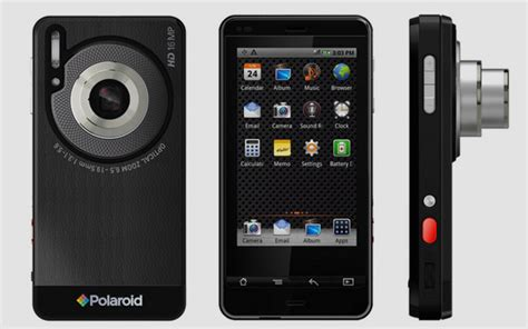 newest android polaroid sc1630 smart the android device that could save compacts electricpig