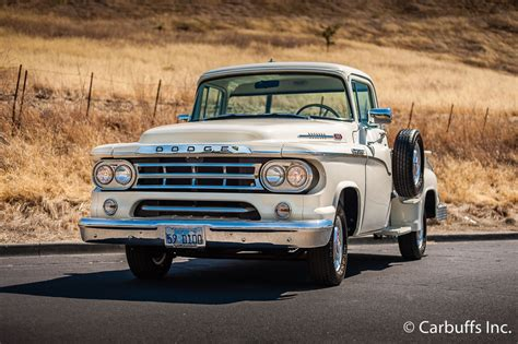 Upholstery Concord Ca 1959 Dodge D100 Pickup Truck Concord Ca 94520