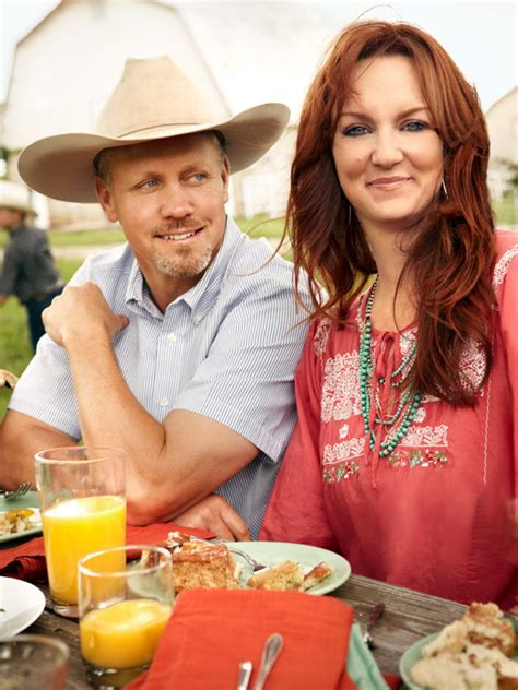 death of ladd drummonds brother a pioneer breakfast with ree drummond chefs food