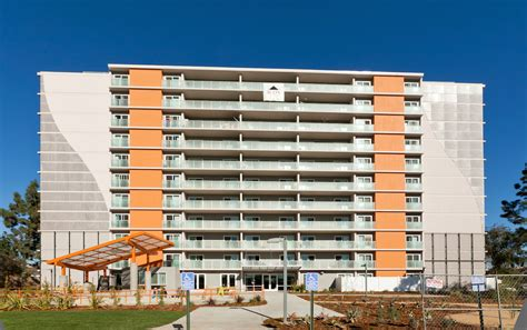 hudson housing capital seniors tower undergoes renovation multifamily executive