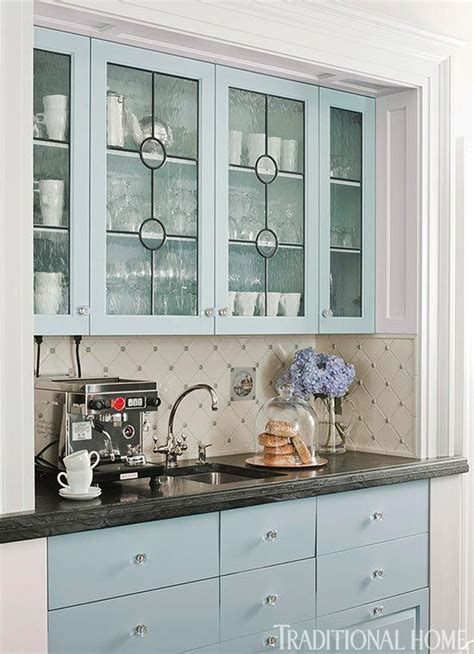 Kitchen Cabinets With Glass Doors by 25 Best Ideas About Leaded Glass Cabinets On