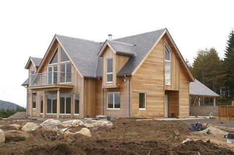 Wooden Garage Designs western red cedar windows canopy cladding extension
