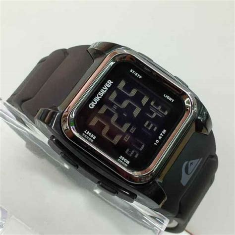 Tali Karet Expedition jual jam tangan quicksilver r 522 digital tali rubber