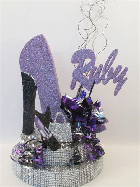 High Heel Shoe Lavender Baby S Er Pinterest High