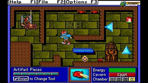 challenge of the ancient empires challenge of the ancient empires 1991 ms dos 3 of 5