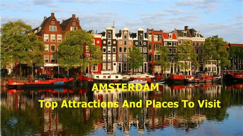museum amsterdam visit amsterdam top attractions and places to visit youtube