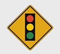 what does a traffic light traffic lights nearby