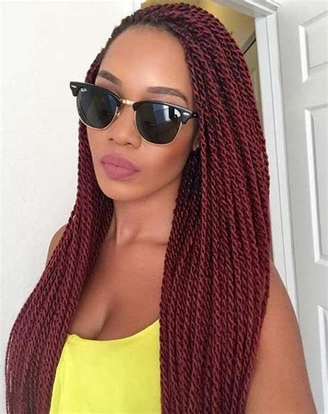 best hair for senegalese twists 21 best protective hairstyles for black women twists