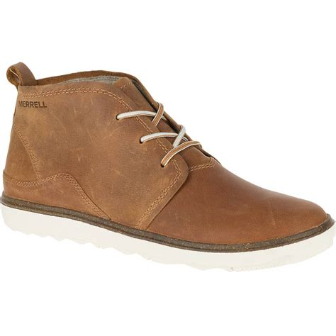 chukka boots womens merrell womens around town chukka leather ankle