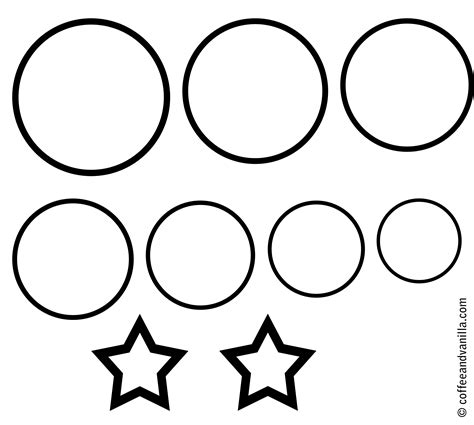 circle template printable clipart best