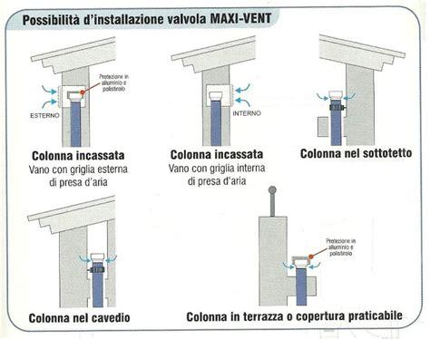 Della Maxy una valvola in due versioni in alternativa al