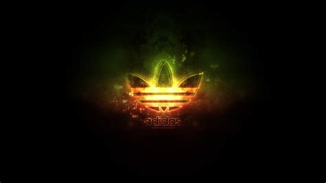 adidas wallpapers neon adidas logo wallpapers neon wallpapers desktop background