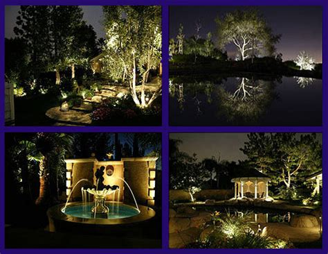 electric outdoor lighting outdoor garden electric lights design installation in