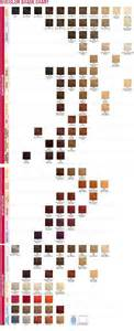 matrix colorinsider color chart socolor matrix color chart brown hairs
