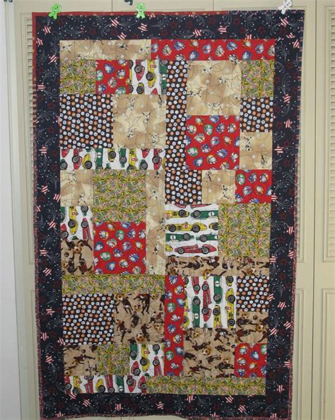 Quarter Quilting by Is Like A Patchwork Quilt Six Quarters