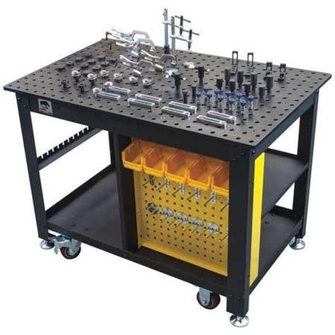 portable welding bench rhino cart portable welding table 48 quot w work surface