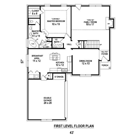1910 house plans european style house plan 3 beds 2 5 baths 1910 sq ft
