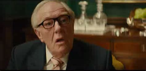 michael caine kingsman what s hidden within the kingsman the golden circle teaser