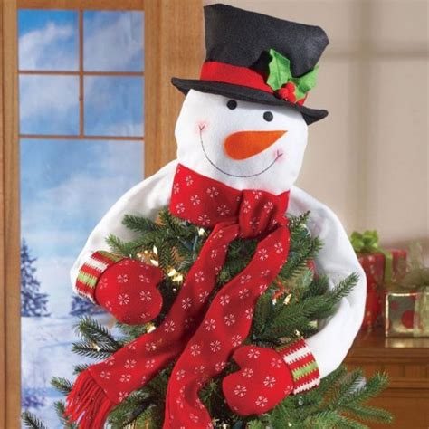 amazoncom snowman christmas 10 geeky tree toppers to showoff the in you mikeshouts