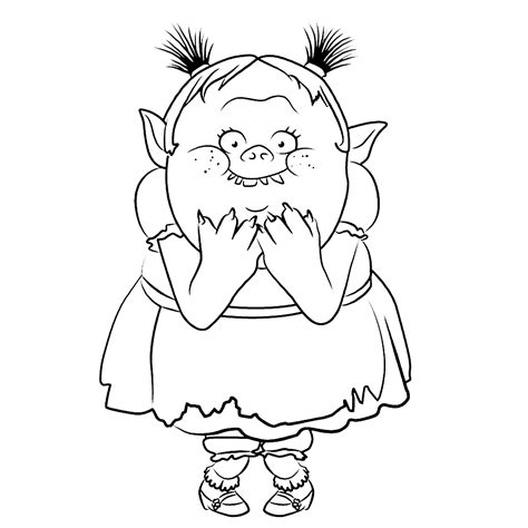coloring pages of trolls top 15 trolls coloring pages