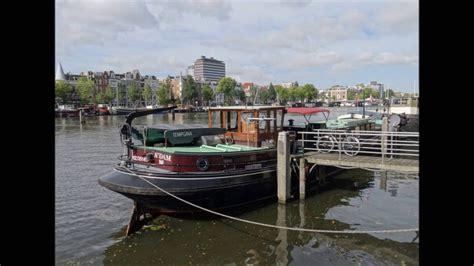 woonboot in de amstel lied stef ekkel we hebben een woonboot hij ligt aan de