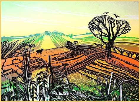 17 best images about linocut prints on trees