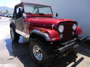 Jeep Cj7 For Sale By Owner 1980 Jeep Cj7 501 Valley Chili Road El Paso Tx 79821