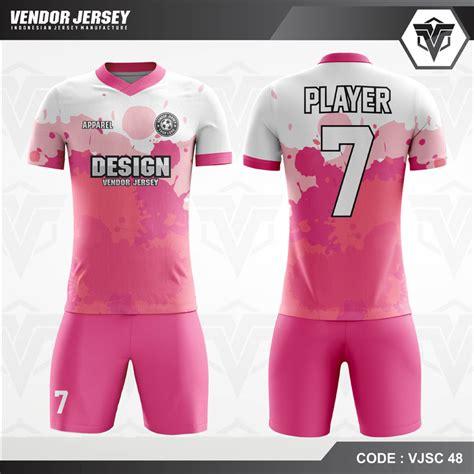 koleksi desain jersey futsal  vendor jersey bekasi