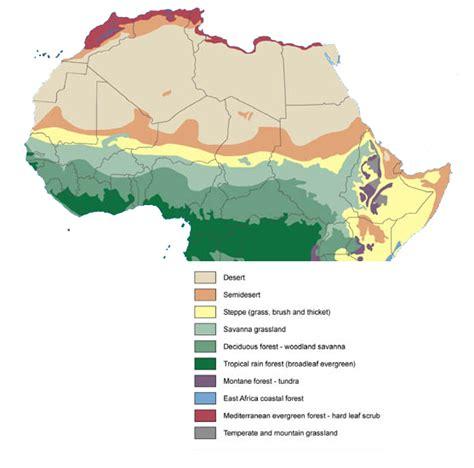 africa map vegetation vegetation map of africa www imgkid the image kid