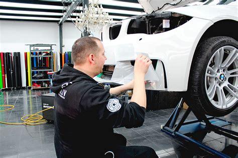Wie Viel Folie Für Ein Auto by Auto Folieren So Machen Es Die Profis Bilder Autobild De