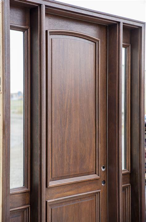 Mahogany Exterior Doors Wholesale Cl 4162 Mahogany Exterior Door Walnut Finish
