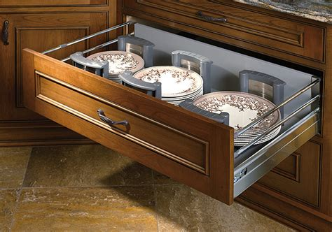 Kitchen Cabinet Organizer Pull Out Drawers by Cabinet Drawer Options Home Expressions By Jackson